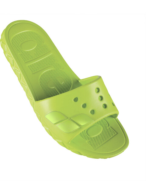 arena Watergrip Sandals Juniors lime